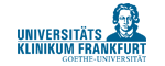 Logo Universitätsklinikum Frankfurt Goethe Universität